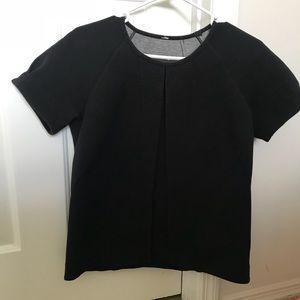 Black lululemon tee/blouse